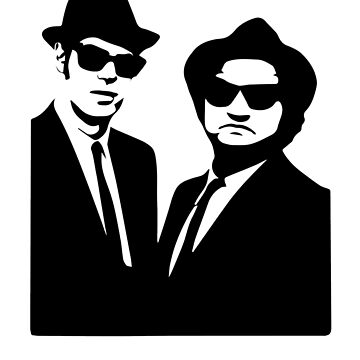 Blues Bros by red-rawlo