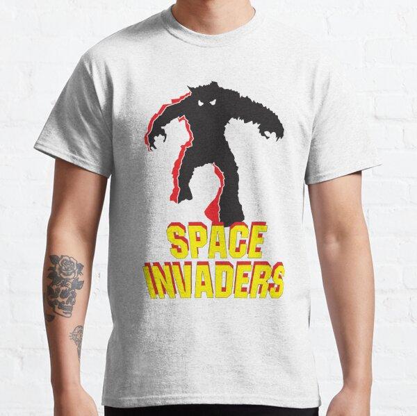 Envahisseurs de l'espace T-shirt classique