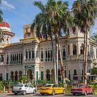 Cuba. Cienfuegos. Moorish Palace. by vadim19
