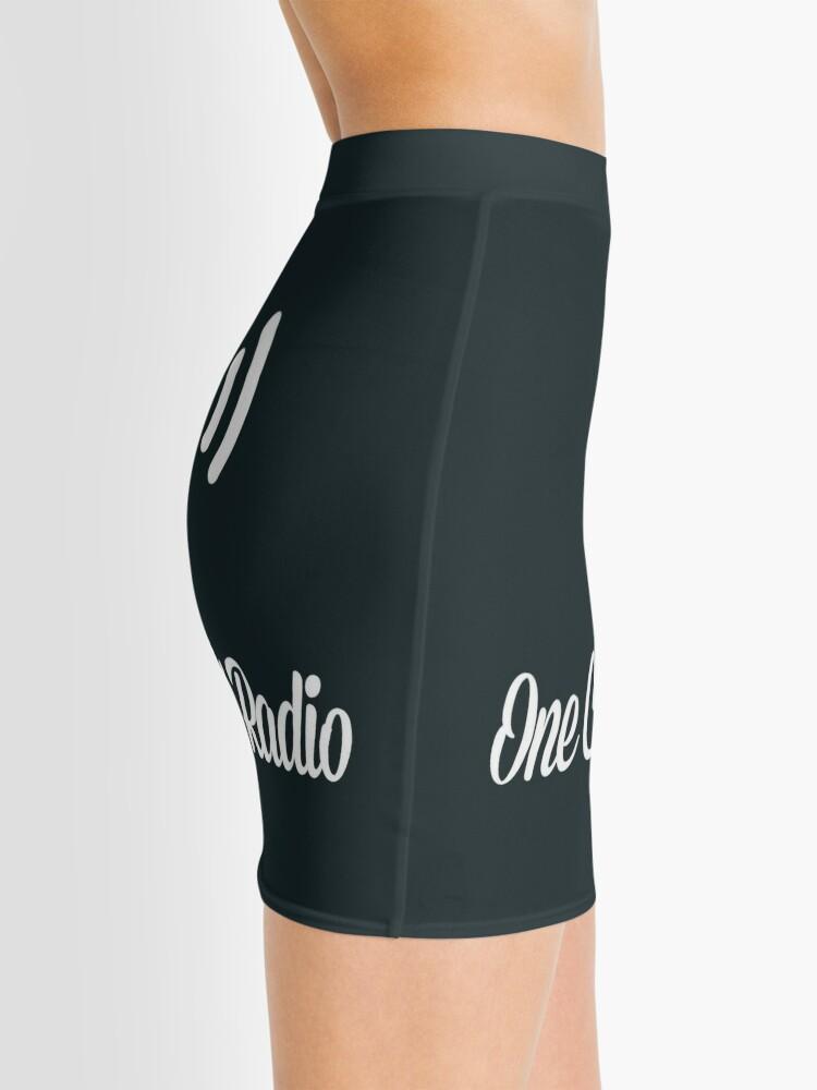 Alternate view of OCR Black Mini Skirt