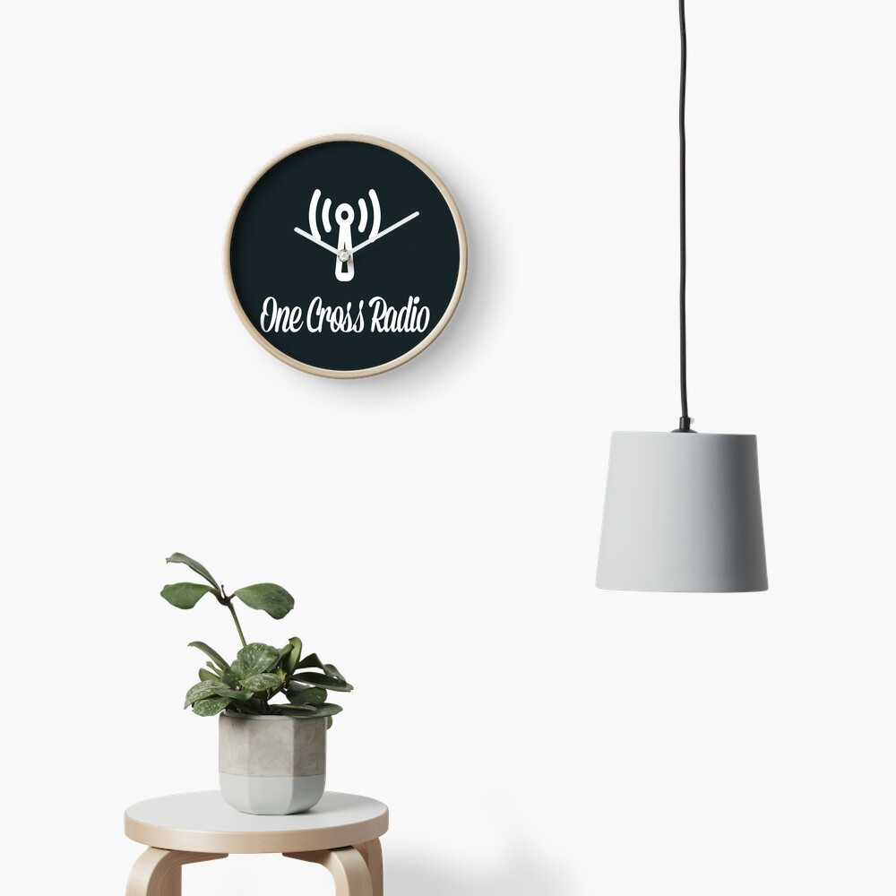 OCR Black Clock