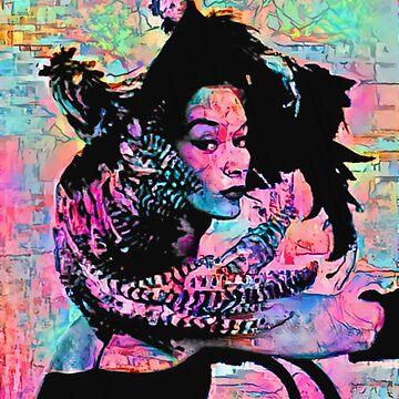 Lady Egon Mermaid by JJBell6