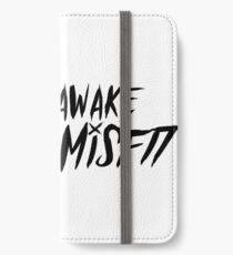 Stay awake little misfit iPhone Wallet/Case/Skin