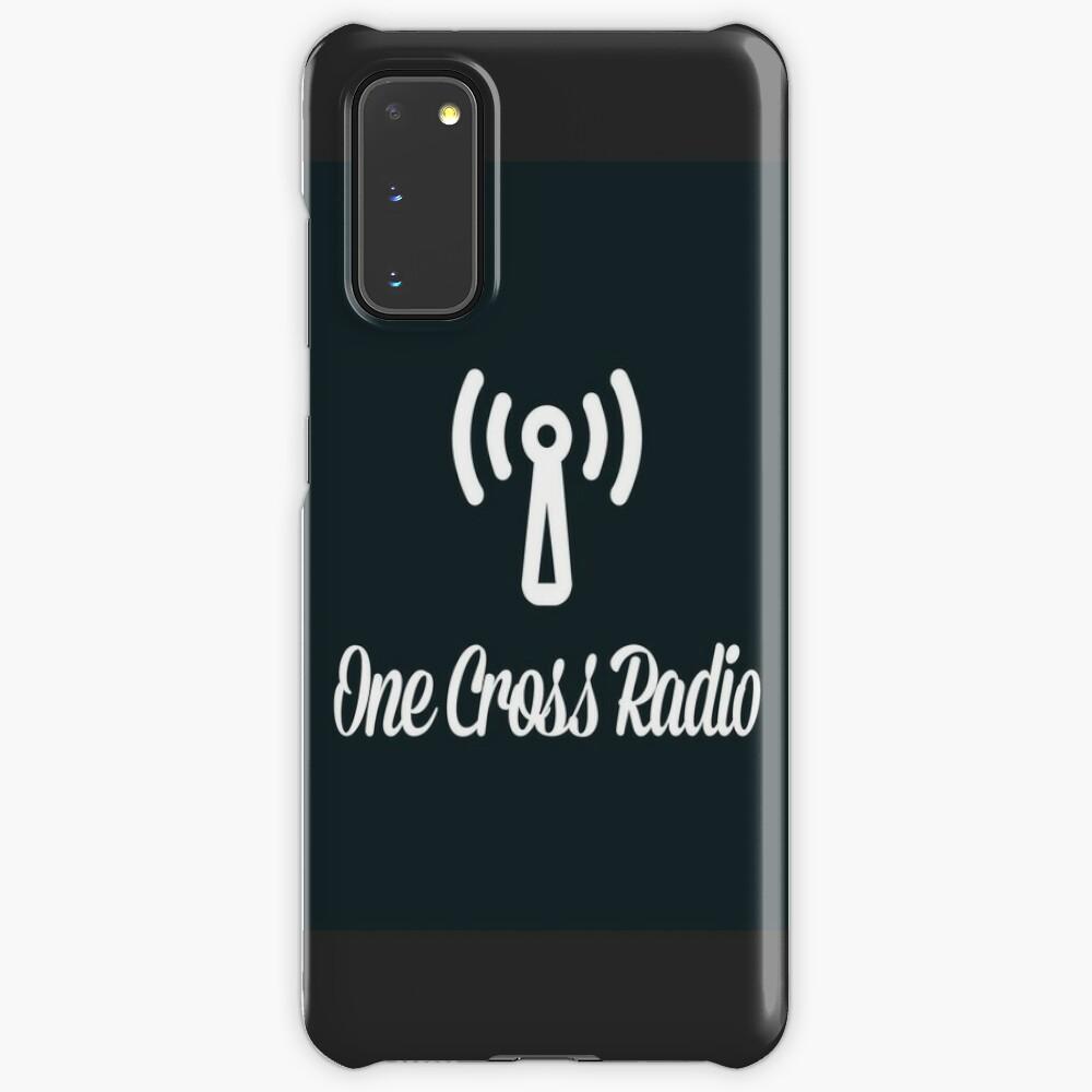 OCR Black Case & Skin for Samsung Galaxy
