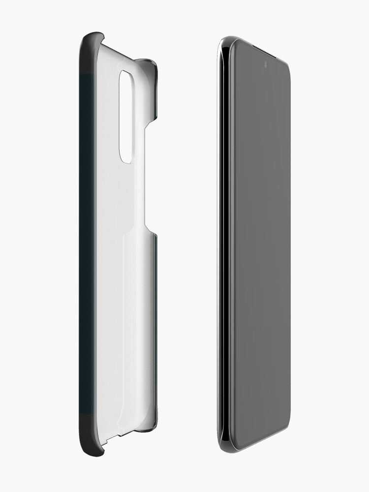 Alternate view of OCR Black Case & Skin for Samsung Galaxy