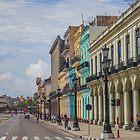 Cuba. Havana. In the City Center. by vadim19