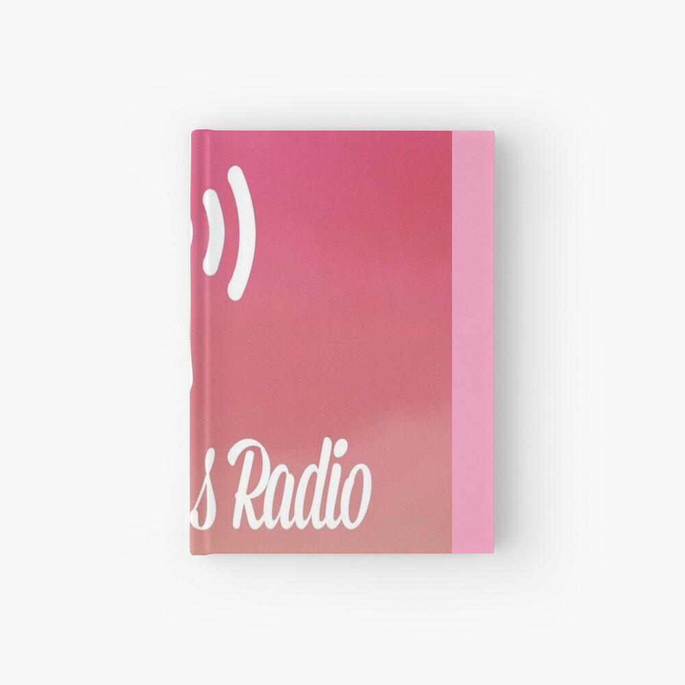 OCR Pink Hardcover Journal