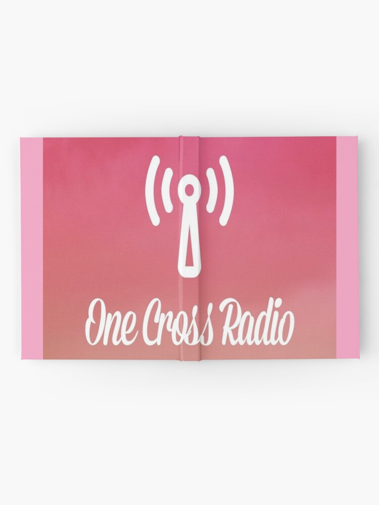 Alternate view of OCR Pink Hardcover Journal