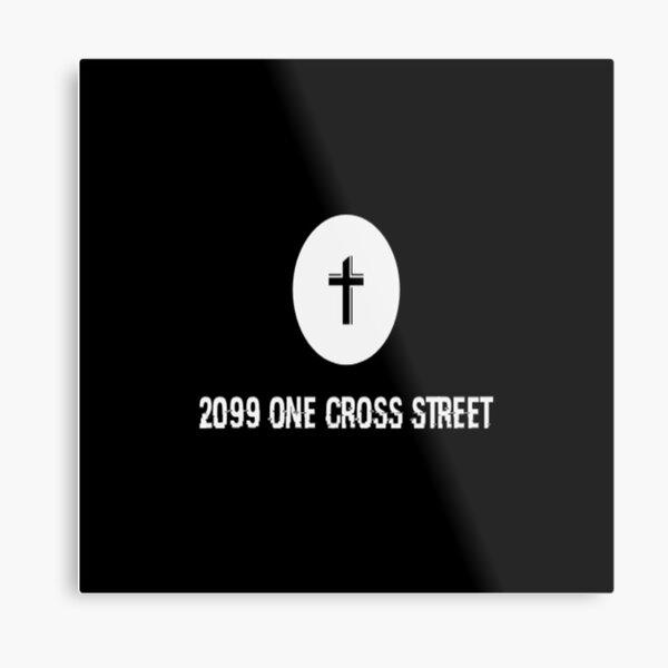 2099 One Cross St Metal Print