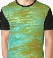 abstract landscape oil painting Graphic T-Shirt