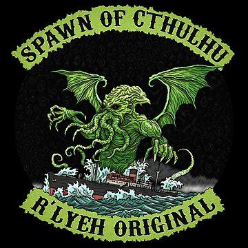 Spawn of Cthulhu 2 - Azhmodai 2018 by Azhmodai