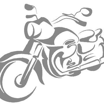 Swish Motorcycle by m8qlaff