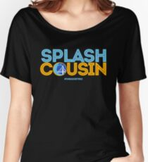 Splash Cousin Women's Relaxed Fit T-Shirt