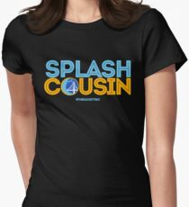 Splash Cousin Women's Fitted T-Shirt