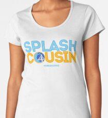 Splash Cousin Women's Premium T-Shirt