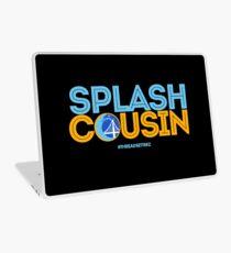 Splash Cousin Laptop Skin
