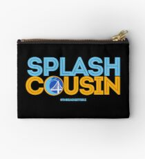 Splash Cousin Studio Pouch