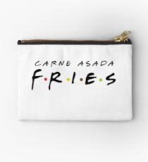 Carne Asada Fries Studio Pouch