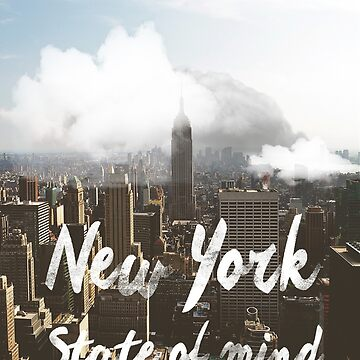 New York State of mind by mensijazavcevic
