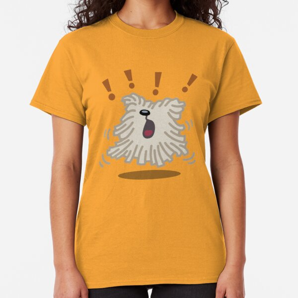 Puli Dog tshirt - Dog Gifts for Puli and Husky Pet Lovers Classic T-Shirt