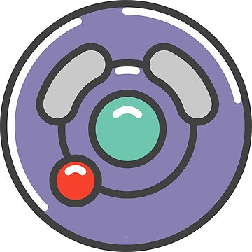 GameCube Controller Icon by vladmartin