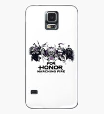 For Honor - Marching Fire Case/Skin for Samsung Galaxy