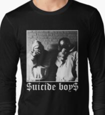 Camiseta de manga larga $ uicideboy $