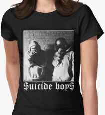 $uicideboy$ Women's Fitted T-Shirt
