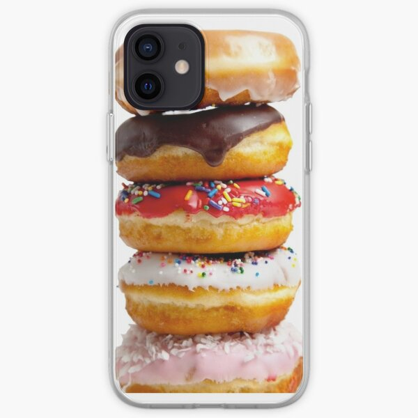 Donuts iPhone Soft Case