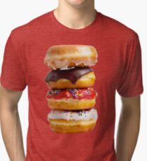 Donuts Tri-blend T-Shirt