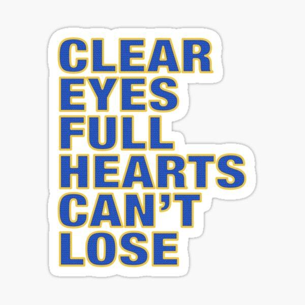 CE, FH, CL Sticker