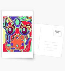 Munk v2 Postcards