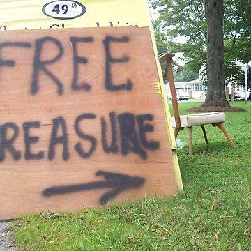 Free Treasure by ladymalchav