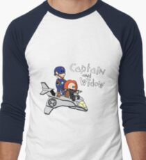 Captain and Widow T-Shirt