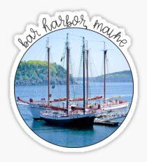 Bar Harbor Sticker