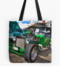 STREET MACHINE Tote Bag