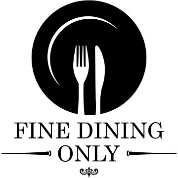 Fine dining by MrD-Shirts