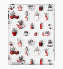 Psychedelic Succulents iPad Case/Skin