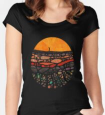 Beneath Women's Fitted Scoop T-Shirt