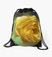 Rose Bud Drawstring Bag
