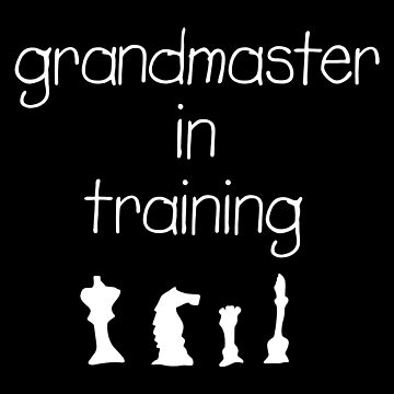 Grandmaster in Training by Czerra