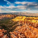 Bryce Canyon Valley by Gregory J Summers