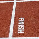 Finish Line or The End? by Buckwhite