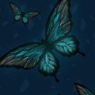 Schmetterlinge von FervorCraft