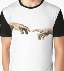 The creation of Adam Graphic T-Shirt