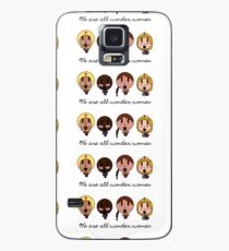 We Are All Wonder Women Case/Skin for Samsung Galaxy