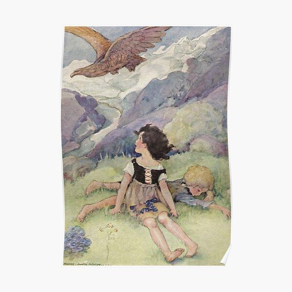 Heidi: Mountains Poster