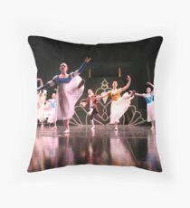 Maidens Throw Pillow