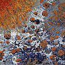 Volcanic Eruption by Marguerite Foxon