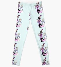 Nightmare In Wonderland Leggings